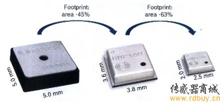 bosch气压传感器bmp280图片